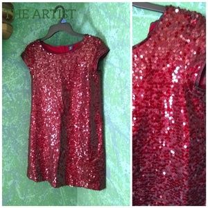 The best holiday girls dress ever!! NWOT